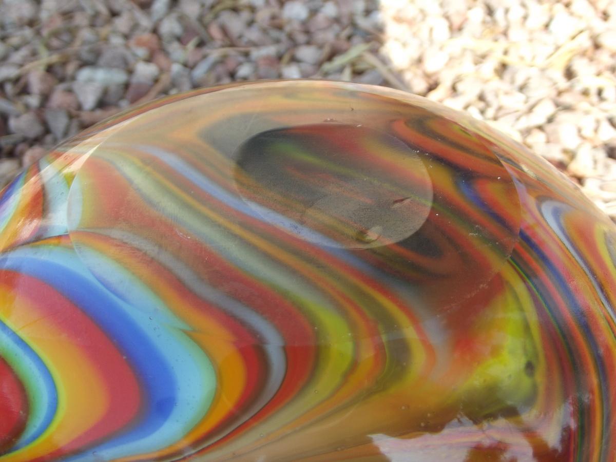 Is it or is it not? 60's acid trip vase    | Collectors Weekly