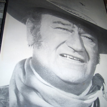 John wayne poster board - Posters and Prints
