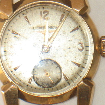 My Mom's Longines