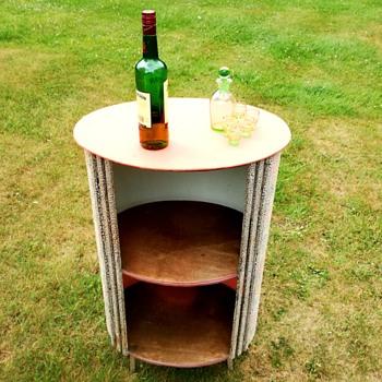 Vintage drinking bar-set  / cocktail bar - Furniture
