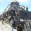 Big Boy 4014 at the Union Pacific Colton Yard