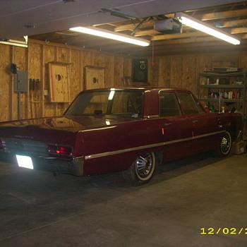 1967 Plymouth Fury II 4 Door - Classic Cars