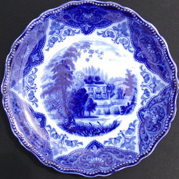 Ruskin Plate - China and Dinnerware