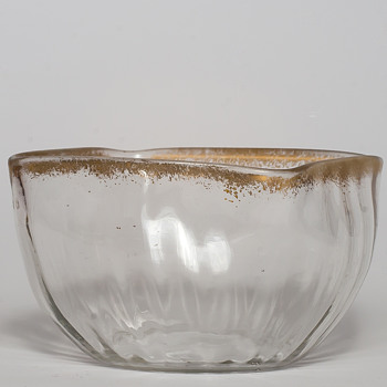 Daum, service ducal, sugar bowl 1891 - Art Glass