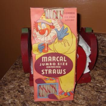 marcal jumbo drinking straws - Kitchen