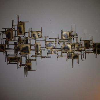 Mid Century Modern Wall Decoration--Marc Creates - Mid-Century Modern