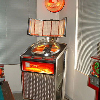 1961 AMI Continental 2 Jukebox - Coin Operated