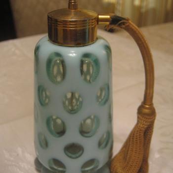 Favorite Fenton Glass Perfume Bottle