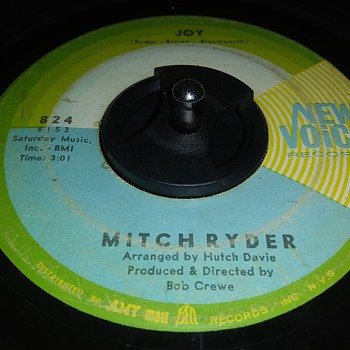45 RPM SINGLE....#76 - Records