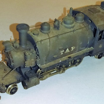 HO scale model trians - Model Trains