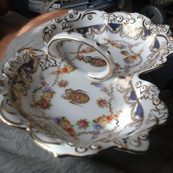 sweet dish?? - China and Dinnerware