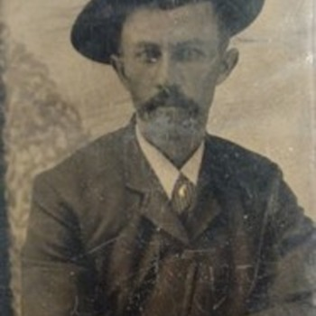 Tintype Phtographs circa Civil War Era with ties to Texas or The South. - Photographs