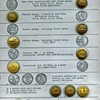 U.S. Post Office buttons through the ages