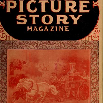 Motion Picture Story Magazine June 1911 Anne Nichols Silent Film Actress