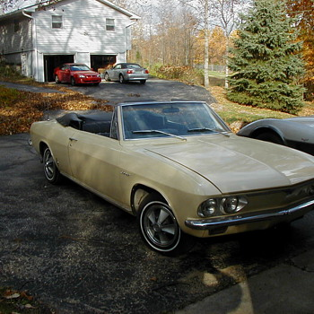 1966 Corvair Corvair Convertible...... - Classic Cars