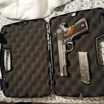 1943 colt ww2 1911 - Military and Wartime