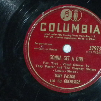 Good Old 78's Music - Records