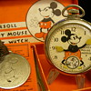 Mid 30's 'Short Stem' Mickey Mouse Pocket Watch