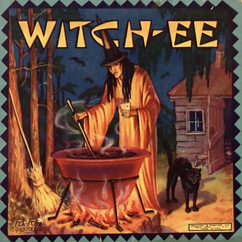 Witch-ee  - Games