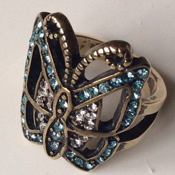 costume ring - Costume Jewelry