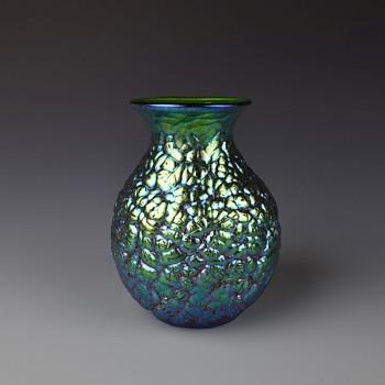 LOETZ CRETE PG 377 VASE - Art Glass