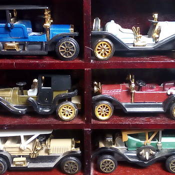 Diecast Collection - Model Cars