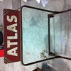 Atlas tire rack