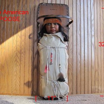 Vintage Native American Art - Native American