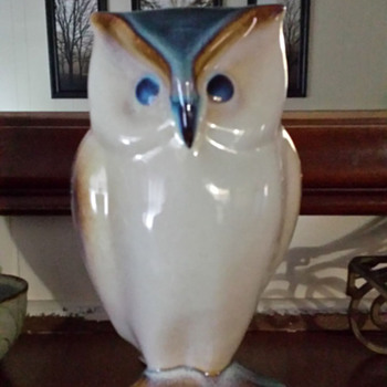 Goebel West Germany Owl Figurine - Figurines