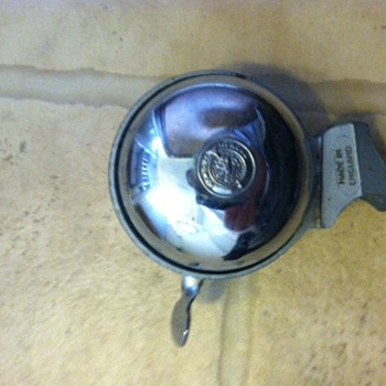 Lucas English Made Bicycle Vintage Bell