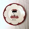 Vintage Bessie Plate
