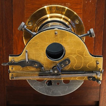 Another Rare Photographic Accessory, c.1906 - Cameras