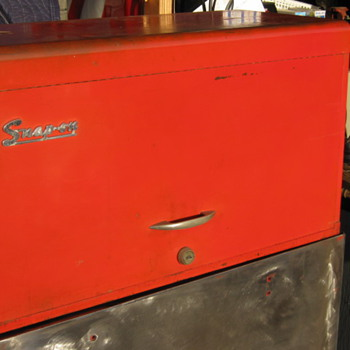 1960 Snap On KR-58B - Tools and Hardware