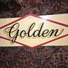 Golden Grain Belt Beer Sign