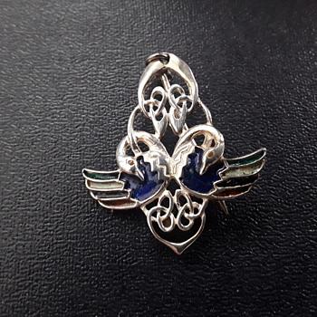 Scandinavian Sterling  Silver ?? - Fine Jewelry