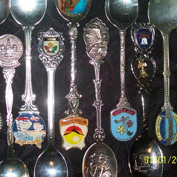 much loved spoons - Silver