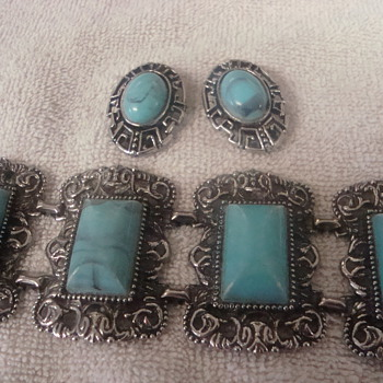 Not real, but I love 'em! - Costume Jewelry
