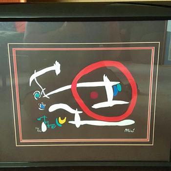 Joan Miró Sans Titre  - Fine Art