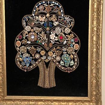Vintage Jewelry Art  - Fine Jewelry