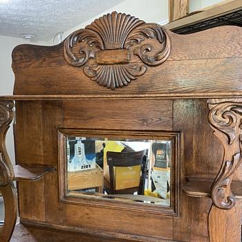 Imperial Furniture Cabinet - Furniture