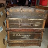 Old Steamer trunk found