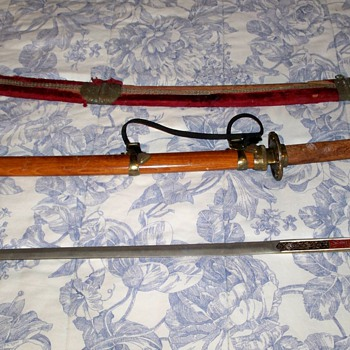 My Swords Collection - Military and Wartime