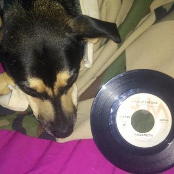 Nazareth...On 45 RPM Vinyl - Records