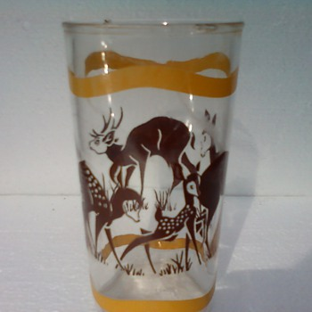Bambie Glass? - Glassware