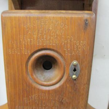 Blakes Transmitter - Telephones