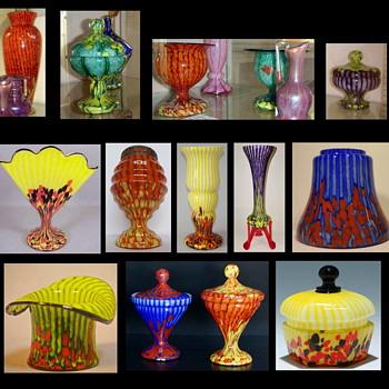 Vineta Kristall by Josephinehütte – for Wow22 & Bambus1920 - Art Glass