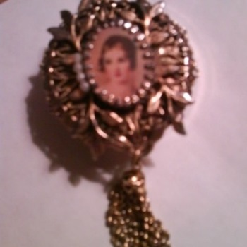 My Mom's Lucerne Watch Pendant