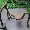 old childs riding toy