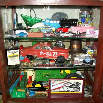 Glass case - Model Cars