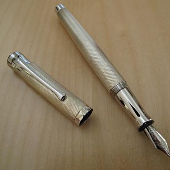 Sterling Silver Waldmann Pen - Pens